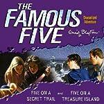Famous Five: 'Five on a Secret Trail' & 'Five on a Treasure Island' | Enid Blyton