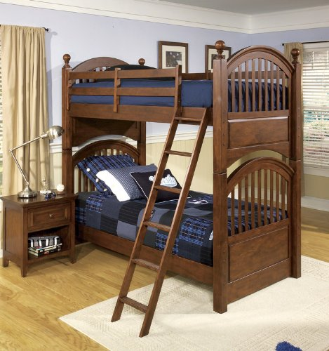 Cheap 490 American Spirit Twin Bunk Bed Bedroom Set by Legacy Classic Kids (B0030NIJB6)