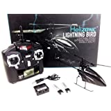 Helizone Lightning Bird WL V911 4 Channel Single Rotor 2.4 Ghz Remote Control Helicopter - Special Edition With...