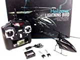 Helizone Lightning Bird WL V911 4 Channel Single Rotor 2.4 Ghz Remote Control Helicopter - Special Edition with upgraded battery