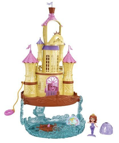Disney Sofia the First - 2-in-1 Sea Palace Playset