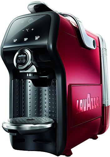 Lavazza ELM 6000 S Magia Macchina da Caffe, colore rosso