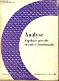 img - for Analyse - Deuxieme partie - Topologie generale et analyse fonctionnelle book / textbook / text book