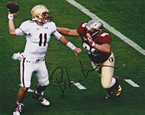 Bjoern Werner Autographed Hand Signed FSU Seminoles 8x10 Photo - Indianapolis Colts -... by Real Deal Memorabilia