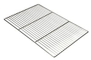 Focus Foodservice Commercial Bakeware 17 by 25-Inch Chrome Plated Cooling Grate