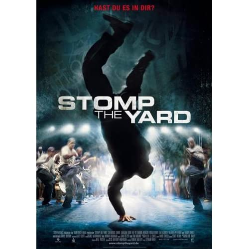 Stomp the Yard Movie Poster (11 x 17 Inches - 28cm x 44cm) (2007