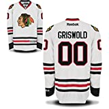 Jersey Griswold White Premier w/ Auth. Lettering
