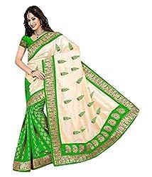 Pushkar Sarees Jacquard Saree (Pushkar Sarees_50_Multi-Coloured)