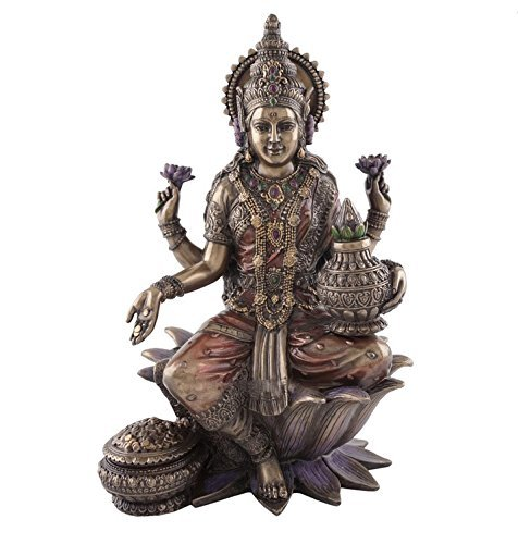 craftvatika-8-seated-lakshmi-hindu-goddess-hinduism-statue-sculpture-figure-fortune