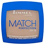 Rimmel Match Perfection Cream Compact Foundation Ivory