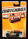SAHARA SURVIVOR Desert Endurance Series (#6 of 11) MATCHBOX 2010 Basic Die-Cast Vehicle (#89 of 100)