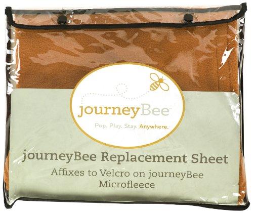 Parentlab Microfleece Replacement Sheets, Burnt Orange front-708415