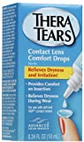 TheraTears Contact Lens Comfort Drops 0.33 oz