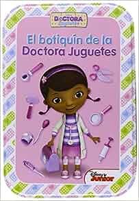 Botiquín de la Doctora Juguetes: 9788444134062: Amazon.com