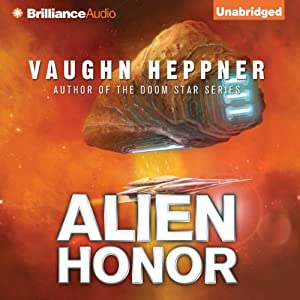 Alien Honor Audiobook