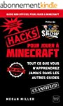 Hacks pour jouer � Minecraft