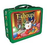 echange, troc Coffret Valisette T'choupi - Exclusivité Amazon.fr (T'choupi le film, T'choupi et le Père Noël, T'choupi au zoo, T'choupi Ma