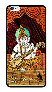 """Humor Gang Ganesha Hindu Indian God Printed Designer Mobile Back Cover For """"Apple Iphone 6 PLUS-6s PLUS"""" (3D, Glossy, Premium Quality Snap On Case)"""