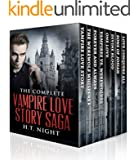 The Complete 8-Book Vampire Love Story Saga