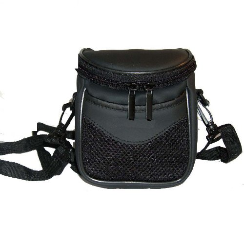 Housses et tuis etui tanche l ger de couleur noir pour for Appareil photo fujifilm s5700