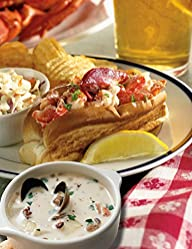 Lobster Rolls & Clam Chowder
