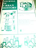 img - for The New African American Urban History [Journal of Urban History, vol 21 #4 May 1995] book / textbook / text book