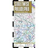 Streetwise Philadelphia Map - Laminated City Center Street Map of Philadelphia, PA - Folding pocket size travel...