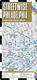 Streetwise Philadelphia Map - Laminated City Center Street Map of Philadelphia, PA - Folding pocket size travel map with Septa metro map, bus map
