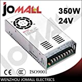 350w 24v 14.6a Single Output switching power supply