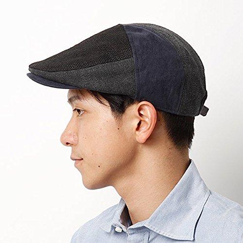 グレース(Grace) 帽子(セブンジュートハンチング)【BK/M】
