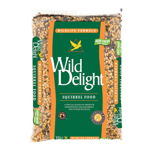 Wild Delight 378200 Squirrel Wild Bird Barrier Food Bag, 20-Pound