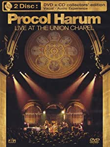 Procol Harum - Live At The Union Chapel (DVD + CD) [2005]