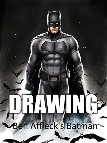Clip: Drawing Ben Affleck's Batman