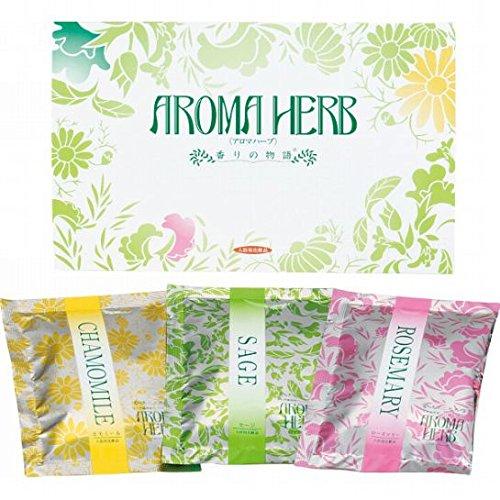 アロマハーブ香りの物語 入浴剤