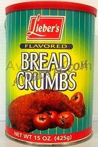 Lieber's Flavored Bread Crumbs 15 oz