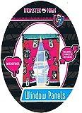 Monster High Window Drapes
