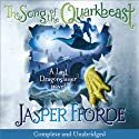 The Song of the Quarkbeast Audiobook by Jasper Fforde Narrated by Jane Collingwood