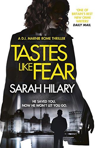 Tastes Like Fear (D.I. Marnie Rome 3)