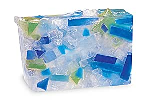 Primal Elements Soap Loaf, Beach Glass, 5-Pound Cellophane