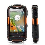 Adventure Smartphone Dual Sim del teléfono móvil - Impermeable antichoque GPS WorldWide IPS Screen