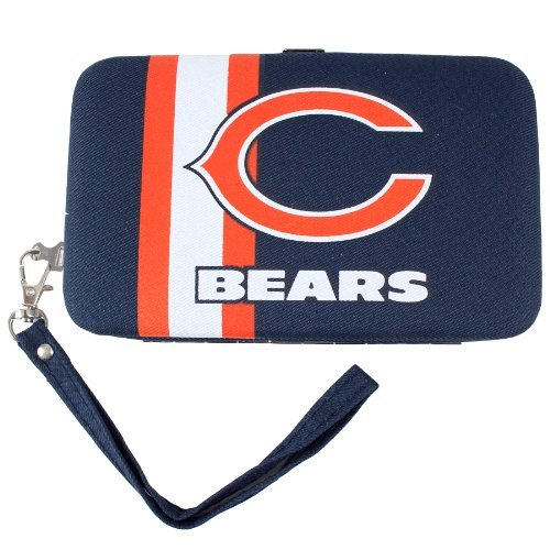 nfl-chicago-bears-shell-wristlet-35-x-05-x-6-inch-blue-by-littlearth