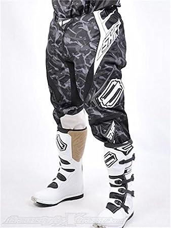 Pantalon Motocross Shift 2011 Strike Camo Noir Camo (30 Taille = Fr 38 , Noir)