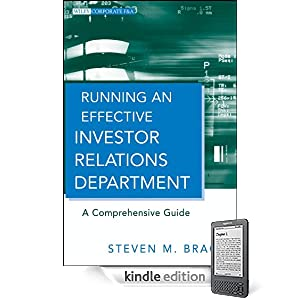 Effective Investor Relations
