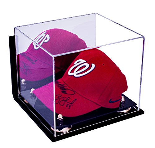 deluxe acrylic display for collectible sports