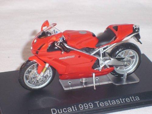 Ducati 999 Testastretta 2003 Rot 1/24 Altaya By ixo Modellmotorrad Modell Motorrad SondeRangebot