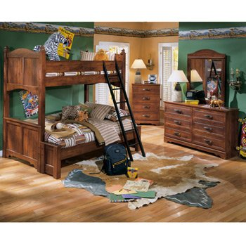 Camp Huntington Youth Bedroom Set By Signature Design