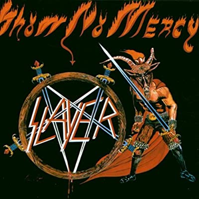 Metallica show no mercy