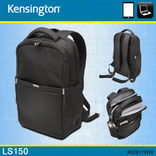 kensington-ls150-mochila-para-portatil-de-156-o-tablet-bolsa-de-transporte-color-negro