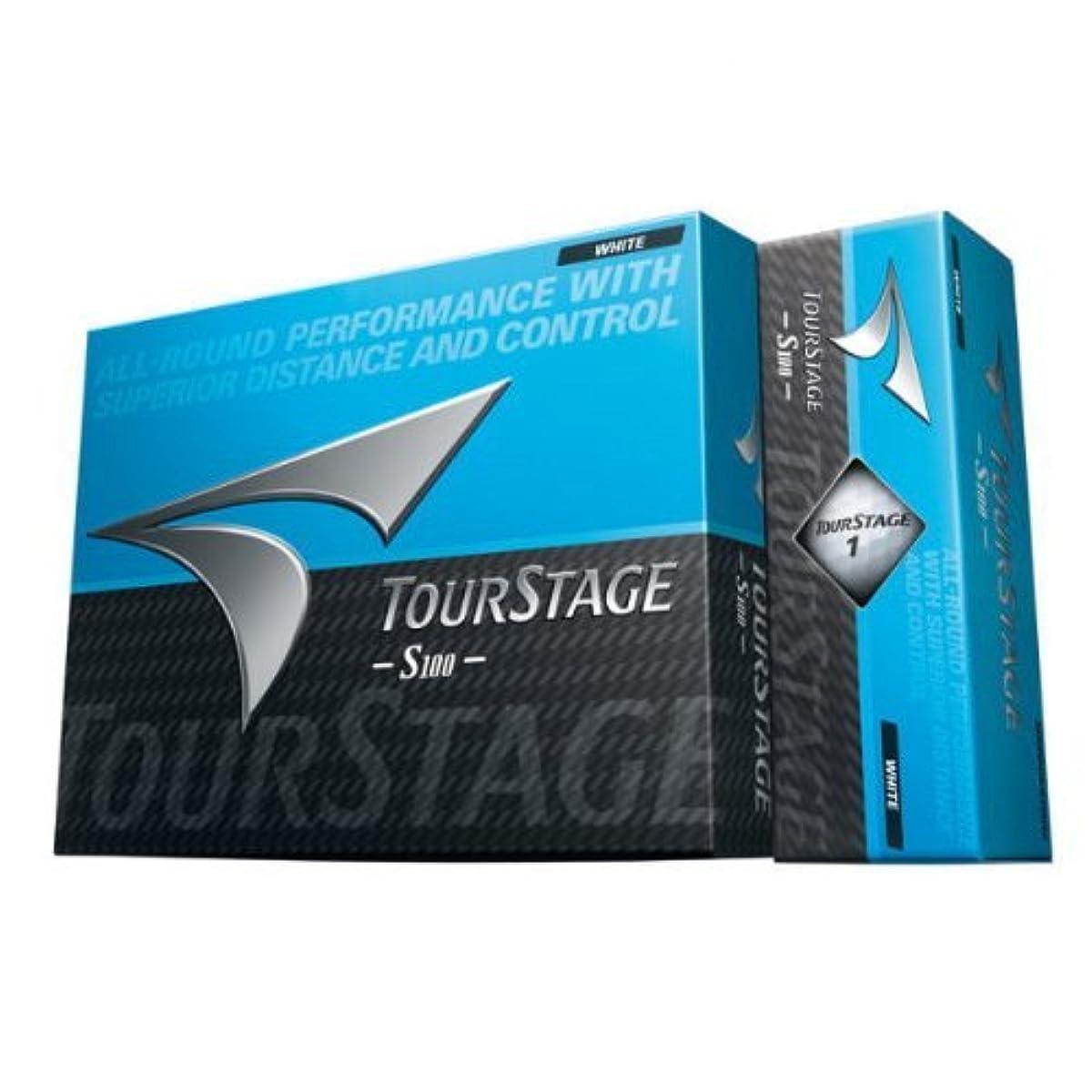 [해외] BRIDGESTONE(브리지스톤) S100 화이트 1다스(12개 들이) TTWX (2012-09-05)