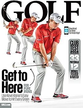 1-Yr Golf Digest Magazine Subscription